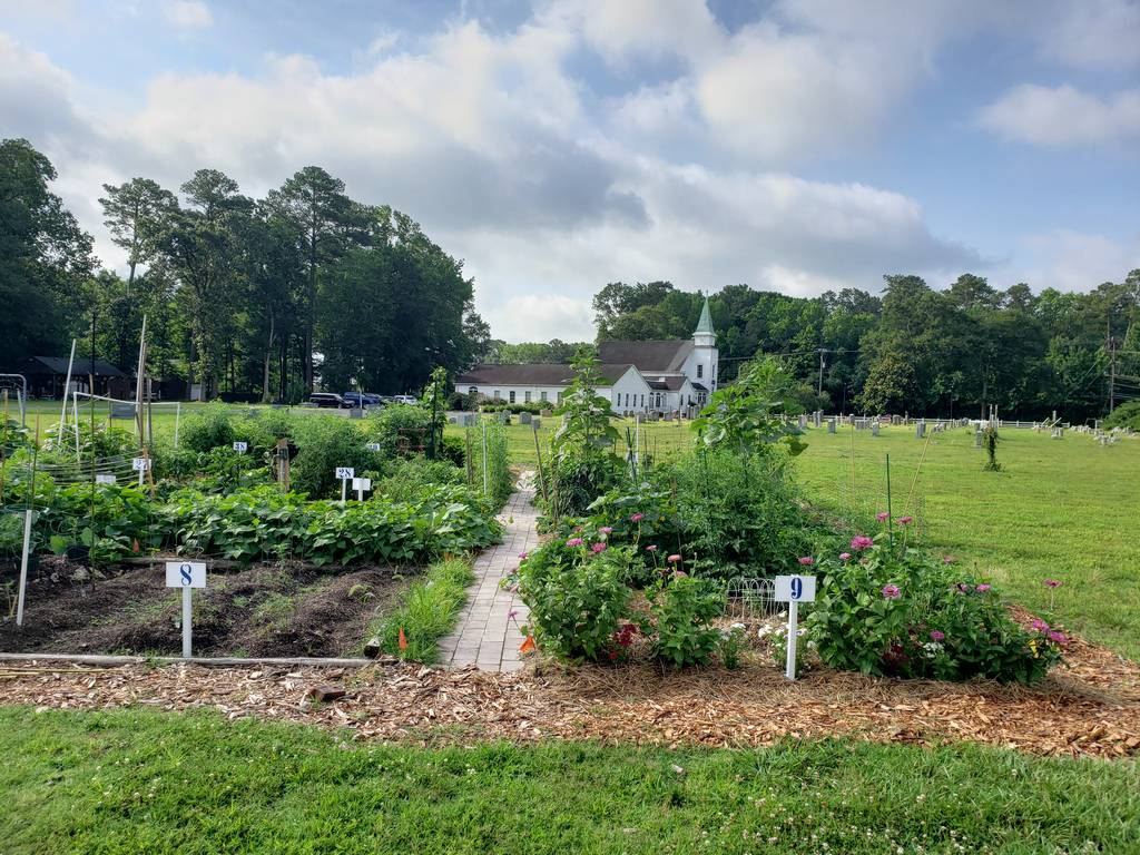 community garden Virginia Beach