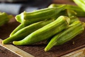 Okra… Try something New