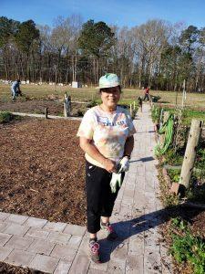 Melody Jeffrey - Garden Coordinator